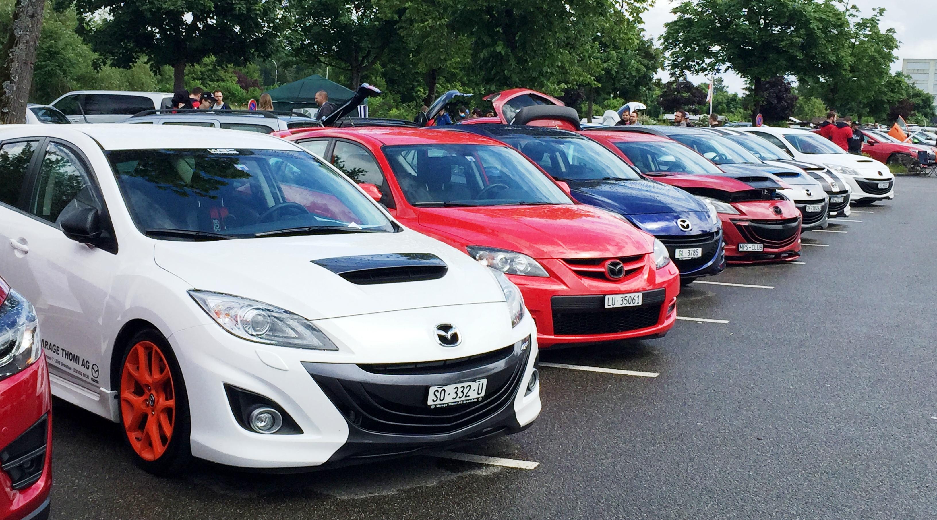 MazdaMeet 2016 | 19. Juni in Langenthal