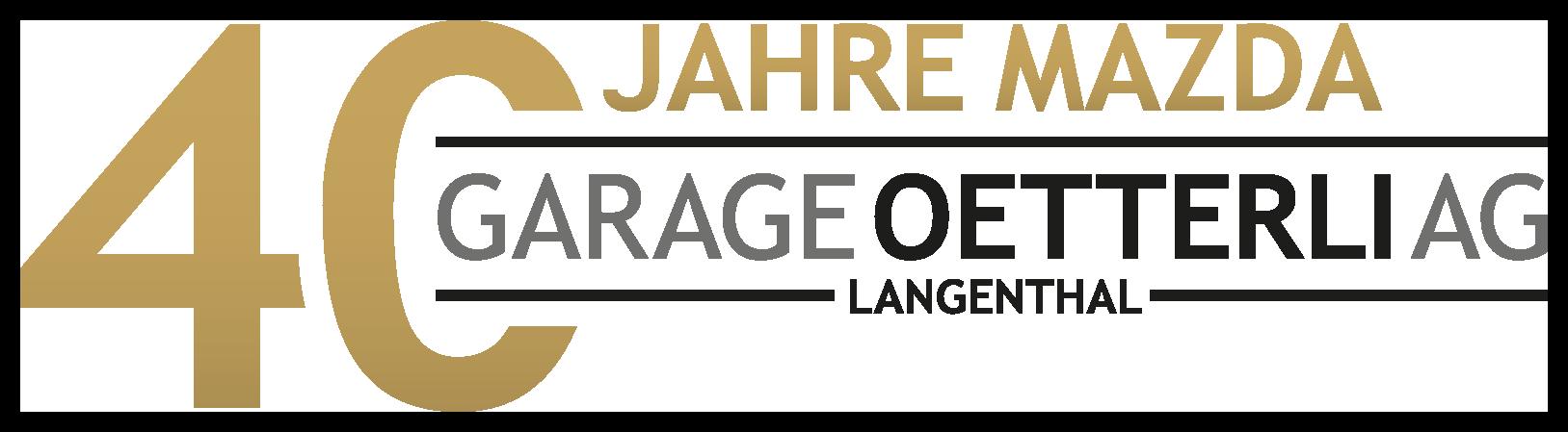 Garage Oetterli AG - Ihre Mazda Garage in Langenthal