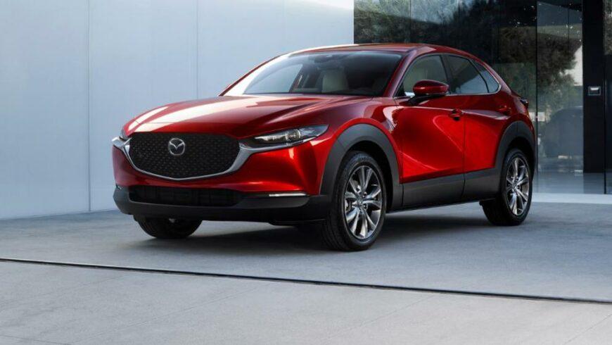 New Mazda3 / Mazda CX-30 / Skyactiv-X Motor