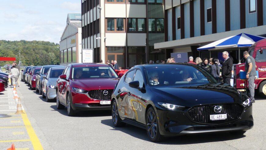 Endlich da – der neue Mazda CX-30!